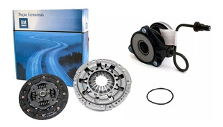 Kit De Embreagem Completo Montana 1.8 Original Gm