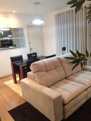 Apartamento Em Estuário, Santos/sp De 75m² 2 Quartos À Venda Por R$ 380.000,00 - Ap151323