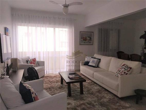 Guarujá Astúrias 2dts Mais Dependência Com Wc, Vista Mar, 2 Vagas, Piscina E Salão De Jogos - Ap0786