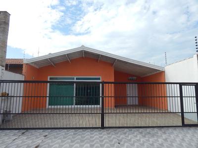 Casa Térrea Mobiliada Em Balneário Nobre A Venda Em Peruíbe