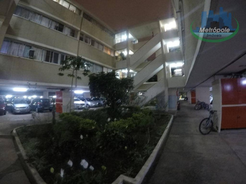 Apartamento Com 3 Dormitórios À Venda, 75 M² Por R$ 284.900 - Parque Cecap - Guarulhos/sp - Ap0872
