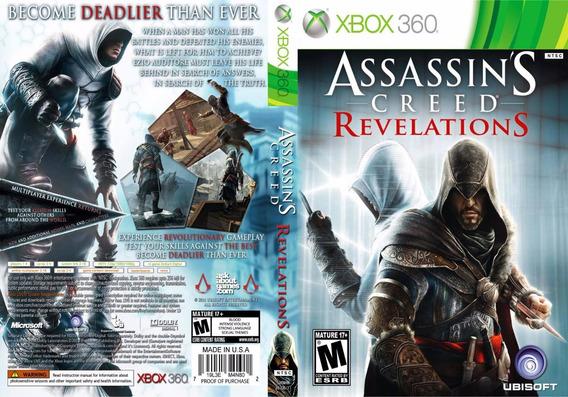 Assassins Creed Revelations Xbox Original