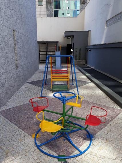 Apartamento Com 3 Quartos Para Comprar No Barro Preto Em Belo Horizonte/mg - 1406