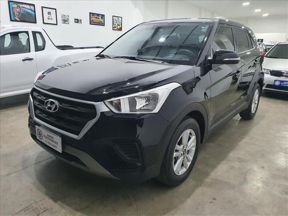 Hyundai Creta Hyundai Creta Attitude 1.6 Automática 2017