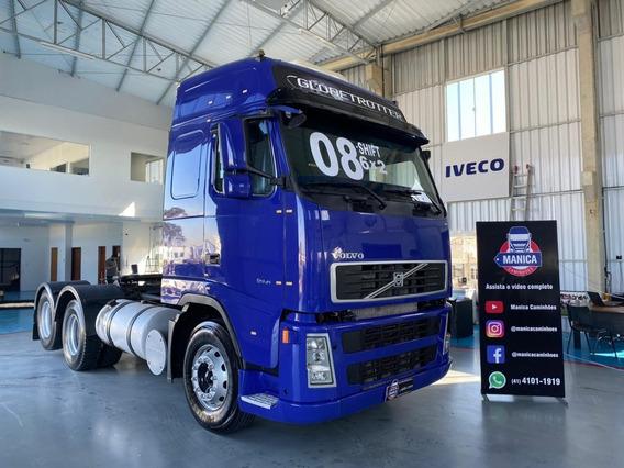 Volvo Fh 440 6x2 2008 Ishift