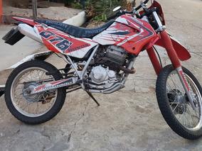 Honda Tornado Xrb250