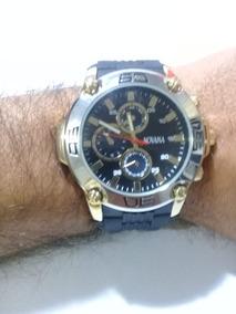 Relógio Masculino Barato Pulseira Borracha Promoçao