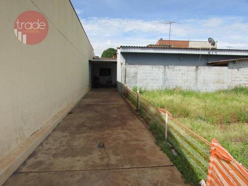 Imagem 1 de 26 de Casa Com 1 Dormitório À Venda, 117 M² Por R$ 250.000 - Parque Ribeirão Preto - Ribeirão Preto/sp - Ca3212