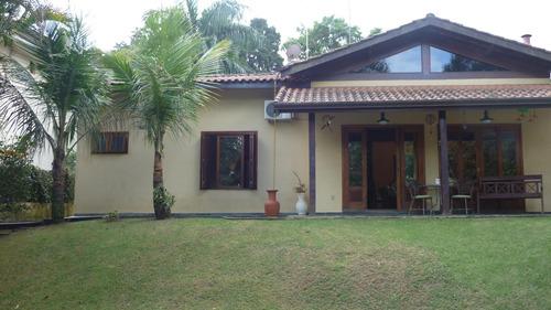 Casa Residencial À Venda, Granja Viana, Cotia. - Ca12174
