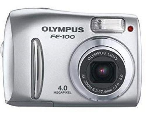 Câmera Fotográfica Olympus Fe-100 4.0mp Nova