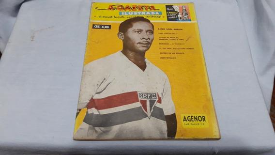 Gazeta Esportiva Ilustrada 161 Jun/60 Pelé/palmeiras/guarani