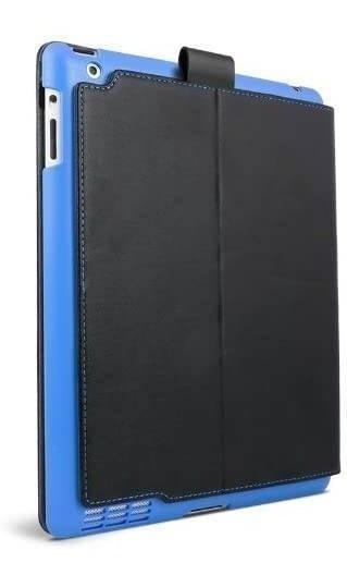 Funda Ifrogz Summit Para iPad Color Azul Y Negro Resistente
