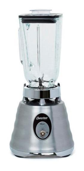 Licuadora 1 Vel+pulso Redonda Cromo Cepillado Oster 4127-13