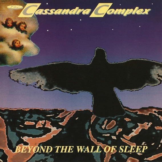 The Cassandra Complex ¿ Beyond The Wall Of Sleep 2x Cd Ebm