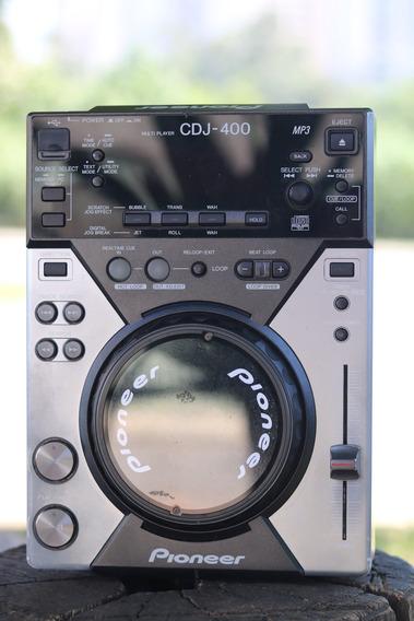 Cdj 400 Pioneer Par De Cdj