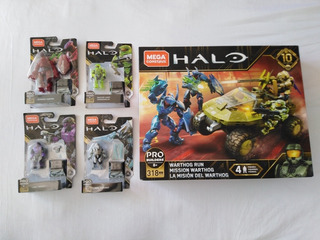 Warthog Run Halo 10 Aniversario, Halo Serie 11