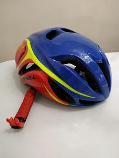 Capacete Semi Usado Cairbull Mtb Speed - Promoção