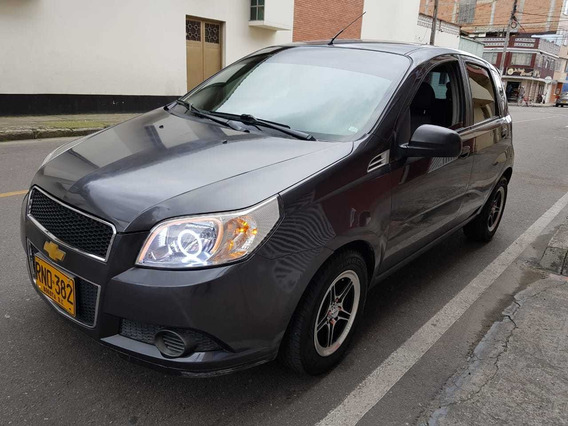 Chevrolet Aveo Emotion Gt 1.6 Full Equipo A.t