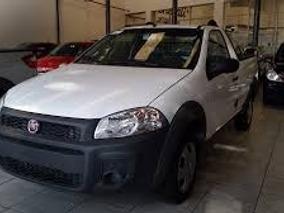 Fiat Strada 1.4 Cs Tomamos Tu Usado Chocado Con/sin Veraz