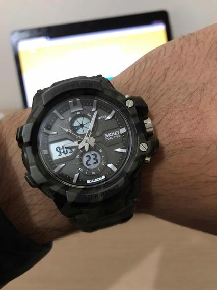 Relógio Skmei Analógico 0990