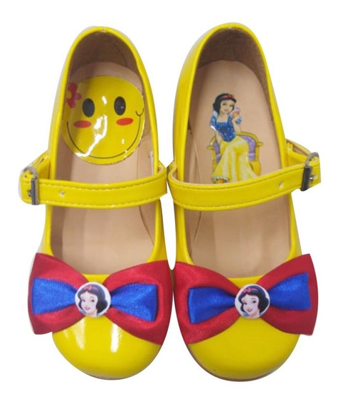 Zapatos Princesa Blanca Nieves Disney