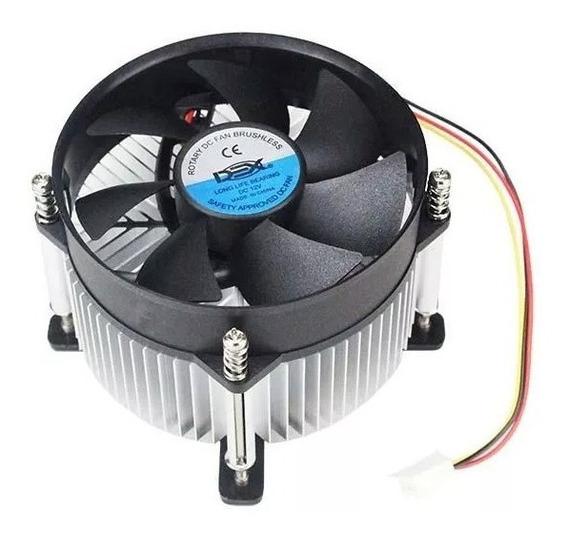 Cooler P/ Processador Intel Socket Pentium Core Duo Quad 775