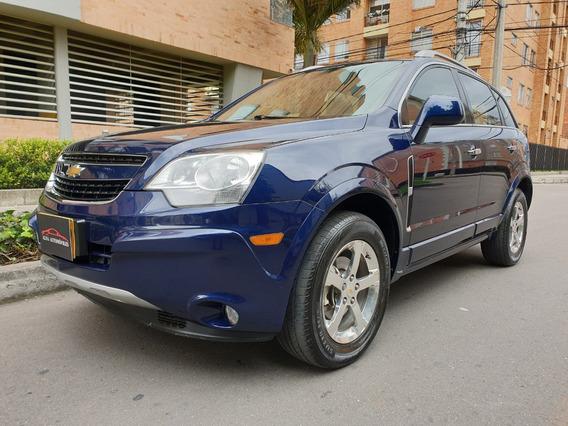 Chevrolet Captiva Sport 3.600cc 4x4 A/t Sun Roof 2010