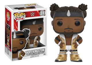Funko Pop Wwe Kofi Kingston No 31