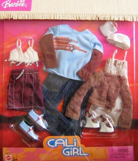 Barbie Cali Girl Ken - Barbie Fashion Clothes (2004)