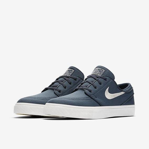 Tênis Nike Sb Stefan Janoski Azul Masculino