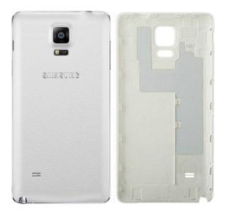 Tampa Bateria Traseira Samsung Galaxy Note 4 Sm-n910 Branca