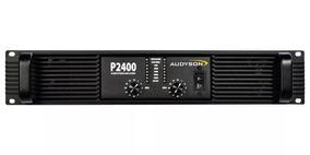 Amplificador De Audio Audyson Poder P2400 +
