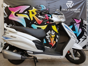 Scooter Hero Dash Full 8.4 Hp 0km 2018 Ex Hero Honda A 07/12