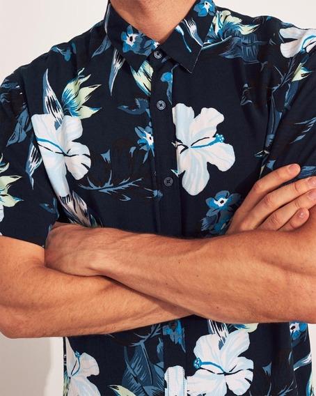 Camisa Hollister Flores 325-253-0435-209