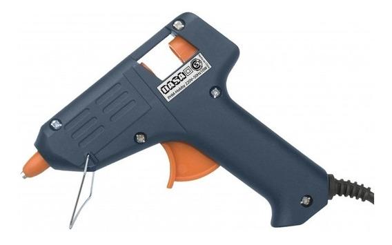 Pistola Pegamento Encoladora 10w Hobbies +2 Barras Suprabond