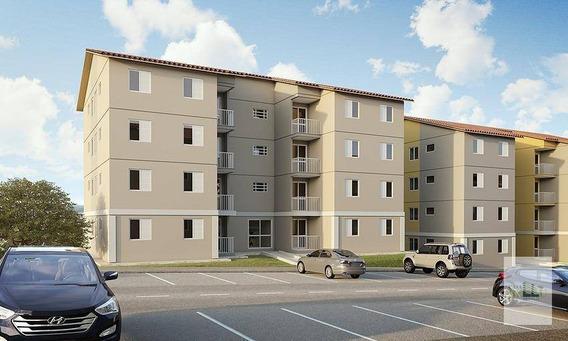 Apartamento Residencial À Venda, Residencial São Luis, Francisco Morato. - Ap0009