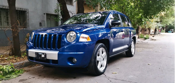 Jeep Compass 2.4 Limited Mtx 2009