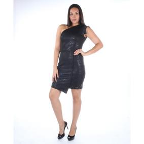 2a0c8d506 Vestido Colcci Um Ombro Laranja - Vestidos no Mercado Livre Brasil