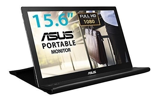 Monitor Portátil Asus Mb169b 15.6 Full Hd 1920x1080 Ips Usb