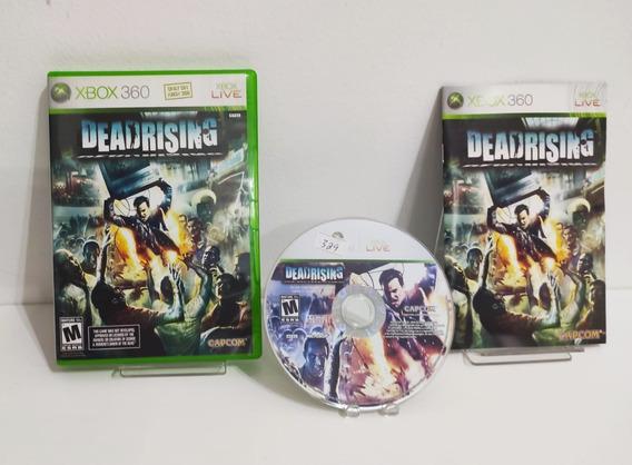 Deadrising - Xbox 360 Original - Semi Novo