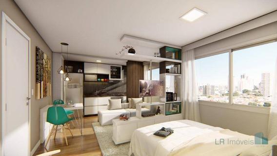 Apartamento Com 1 Dormitório À Venda, 31 M² Por R$ 197.814,00 - Tucuruvi - São Paulo/sp - Ap11847