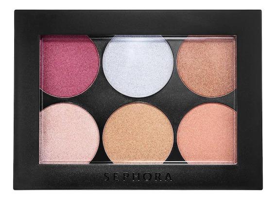 Sephora Collection Metallic Pigment Palette