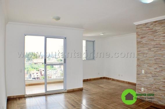 Apartamento A Venda No Bairro Butantã Em São Paulo - Sp. - J-577-1