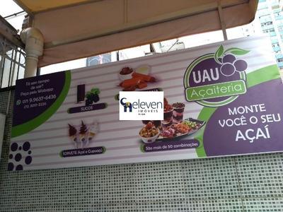 Restaurante Para Venda Barris, Salvador ( Só Passando O Ponto E Maquinário) 250,00 Útil R$ 250.000,00 - Pt00009 - 32380198