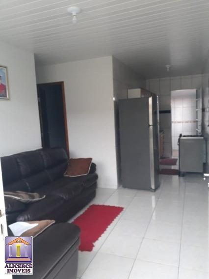 Casa Em Condomínio Com 3 Dormitórios No Centro De Contenda- Pr - C-690 - 33278731