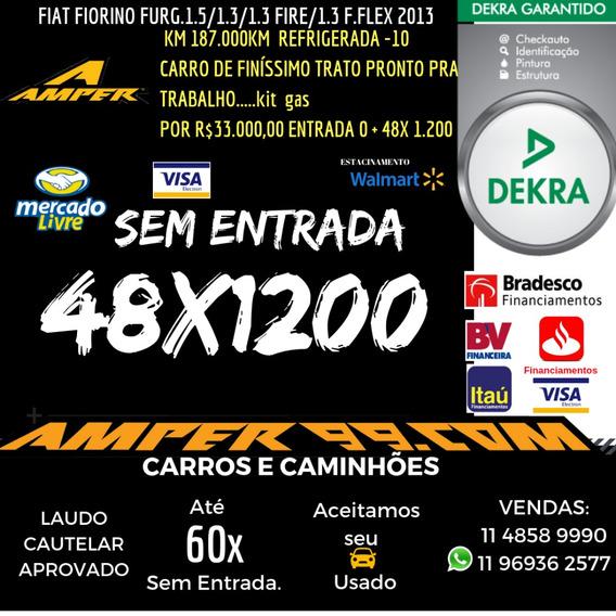 Fiat Doblo Cargo 1.4 Flex 4p Refri