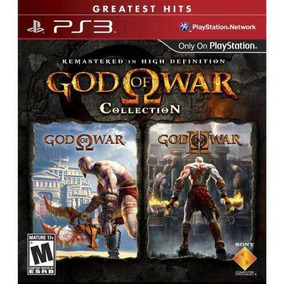 Ps3 God Of War Collection Midia Fisica/ Frete Grátis