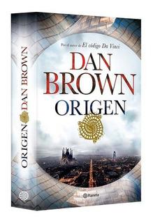 El Origen Dan Brown Libro Físico Nuevo