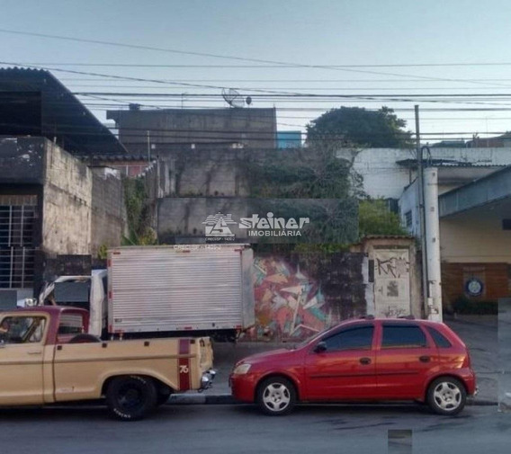 Venda Terreno Até 1.000 M2 Jardim Cumbica Guarulhos R$ 400.000,00 - 34590v