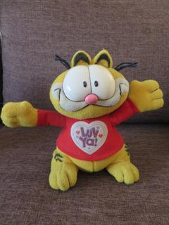 Muñeco Vintage Garfield Americano 1980s